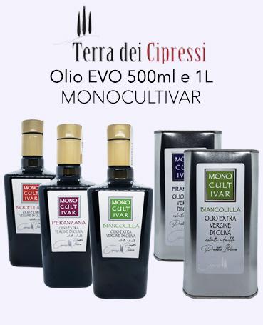 Terra dei Cipressi Olio