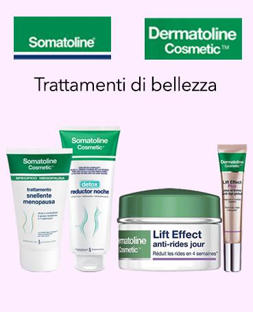 Somatoline e Dermatoline Cosmetic