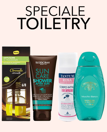 Speciale Toiletry